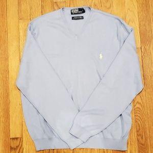 Ralph Lauren V-Neck Long Sleeve XL